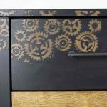 commode steampunk